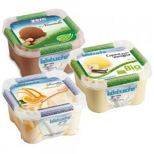 Vaschette gelato